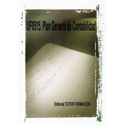 Plan general de Contabilidad. UF0515