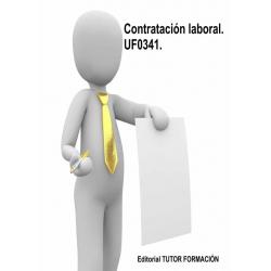 Contratación laboral. UF0341