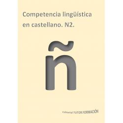 Competencia lingüística en castellano N2