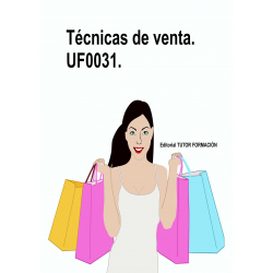 Técnicas de venta. UF0031