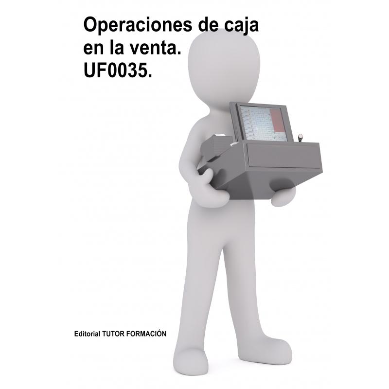 Operaciones de caja en la venta. UF0035.
