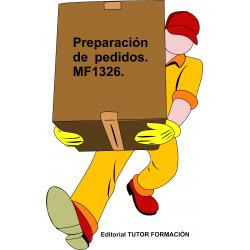 Preparación de pedidos. MF1326.