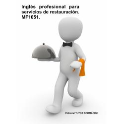 Inglés profesional para servicios de restauración. MF1051