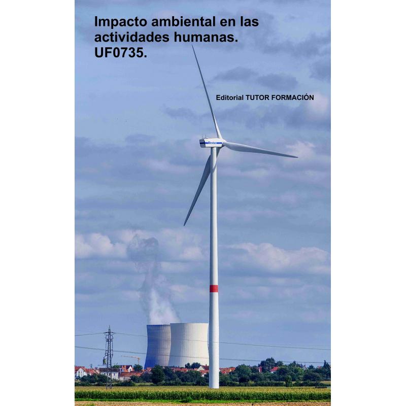 Comprar Pdfl Impacto Ambiental En Las Actividades Humanas Uf0735