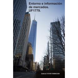 Entorno e información de mercados. UF1779.