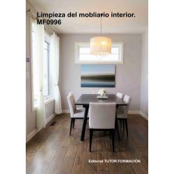 Limpieza del mobiliario interior. MF0996.