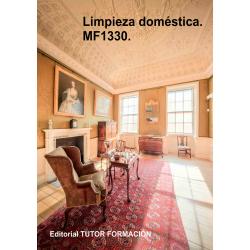 Limpieza doméstica. MF1330.