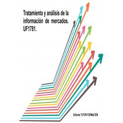 Tratamiento y Análisis de la Información de Mercados. UF1781.