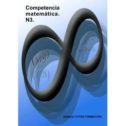 Competencia matemática N3....