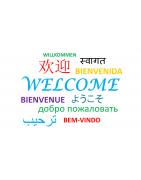 Módulos de idiomas